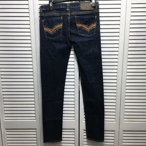 Pepe Jeans Vintage 1973 embroidered skinny jeans